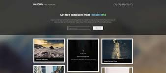 Html5 Website Templates