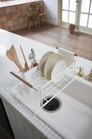 Kitchen Sink Drain Rack 17 Best Ideas About Dish Racks On Pinterest Sliding Drawers