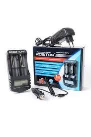 <b>Зарядное устройство</b> ROBITON MasterCharger 2B-Pro с дисплеем