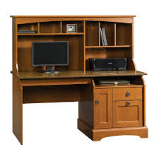 sauder graham hill autumn maple computer desk