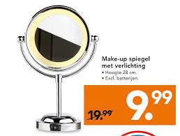 perfect verlopen with make up spiegel