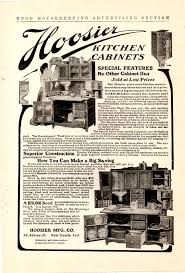 A Pictorial History of the Hoosier Cabinet (9 Photos) - Old Photo ...