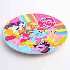 escalope type my little pony rainbow tableware small bowl small dish plate dish serving plate bowl wooden bowl bowl meal snacks kops kater giftwrapping made