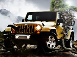 Jeep Wallpaper #6820290