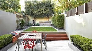 Best Urban Garden Designs Backyard Courtyard Small Gardens Ideas Levels Apr  Q Dxy Urg C