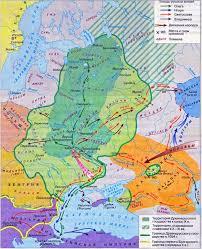 Древняя Русь и ее соседи Военная история К эпохе Древней Руси относится период с момента образования Древнерусского Государства в ix в до монгольского нашествия в 1237 г