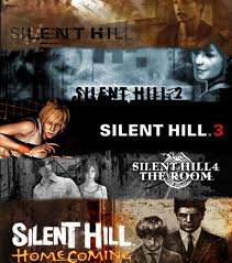 Image result for silent hill collection