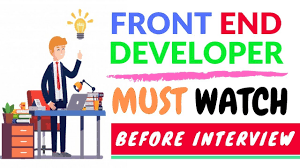 Front End Designer Interview Questions Interview Questions That Every Front End Web Developer Should Know Html Css