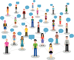 how to build a strong network infographic