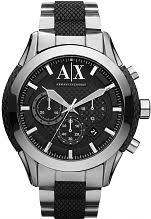 "watch up to 50% off designer watches watch shop comâ""¢ mens armani exchange chronograph watch ax1214"