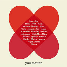Mother Day Card Moms Matter Mothers Day Card Goods That Matter