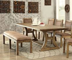 Frey Industrial Look Dining Table With 4 Stools  Driftwood FurnituresIndustrial Look Dining Table