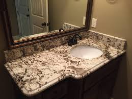 Marble Bathroom Sink Countertop Granite Marble And Silestone Coutertops In Shreveport La