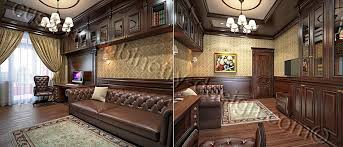 classic office interiors. Traditional Style Office Interior Design Classic Interiors