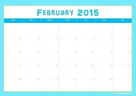 Empty Calendar Template 2015 Editable Calendar Template Appointment Top Result Blank