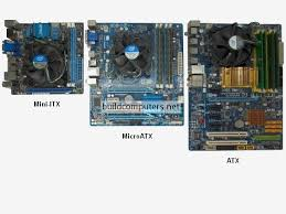 Atx Motherboard Size Chart Motherboard Form Factors Explained Guide To Motherboard Sizes