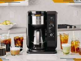 Control panel preparing your ninja® specialty coffee maker for use 1when the unit is plugged in, the clock will flash on the control panel to indicate that the time has not been set. The Best Coffee Makers Of 2021 For Espresso Cold Brew And More Spy