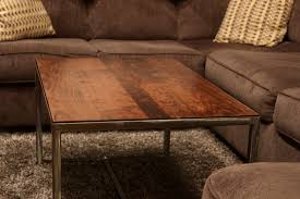 Industrial Coffee Table How To Build An Industrial Coffee Table Johnmaleckicom