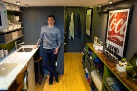 150 Square Feet Room My 150sqft Architect Turned Actor Anthony Triolo Shows Us His