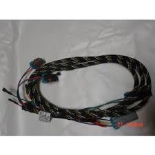 western wiring unimount chevy  61716 western unimount 88 98 chevy gmc hb3 hb4 light wiring harness fisher 8267