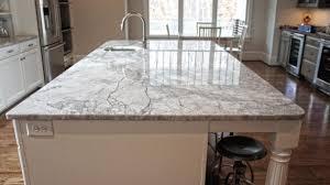 quartz or marble countertops stylish alternative that look like carrara with regard to 4