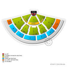 Xfinity Theater Ct Seating Chart Comcast Center Mansfield Schedule Banh Mi Che Cali Menu
