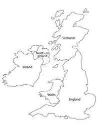blank map united kingdom. Fine Map United Kingdom Outline Map For Blank Map K