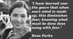 Rosa Parks Quotes Simple Rosa Parks Quotes Lifesfinewhine