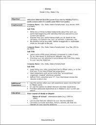How To Write A Resume Sample Musiccityspiritsandcocktail Com