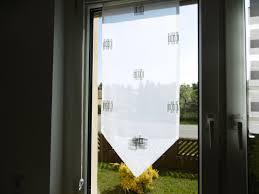 Fenster 40cm Bis 80cm 91cm Lang Gardine Scheibengardinen Weißgrau