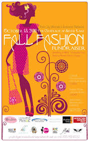 soiree blog soir eacute e productions fall fashion fundraiser flyer