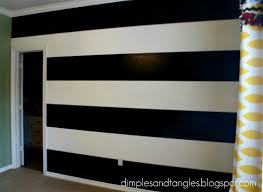 Small Picture 51 best BLACK AND WHITE STRIPED WALL images on Pinterest Black