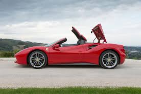 2018 ferrari 488 spider. brilliant 488 ferrari 488 spider folding roof intended 2018 ferrari spider