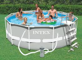 Liner Piscine Intex Tubulaire Ronde