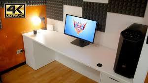 La scrivania è pronta ora si passa ai monitor parte 2 youtube