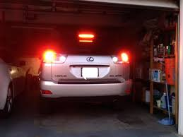 Lexus Rx330 Light Bulb Replacement Diy With Pictures Rx330 License Plate Led Bulbs Clublexus