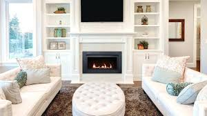 linear fireplace linear electric fireplace with tv above linear gas fireplace design ideas