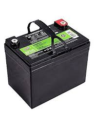Interstate Batteries Sealed Lead Acid Deep Cycle Battery