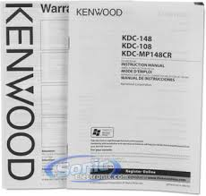 kenwood kdc 108 kdc108 cd mp3 wma car stereo w front aux product kenwood kdc 108