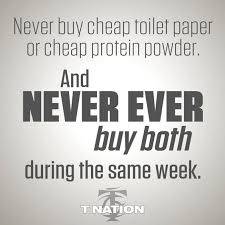 Laughing  Paper and Cheap toilet paper on Pinterest Pinterest Never buy cheap toilet paper or cheap protein powder  And never ever buy both during