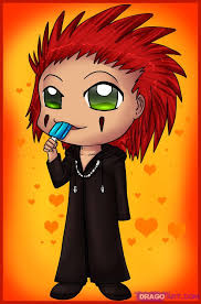 Small Picture How to Draw Chibi Axel Step by Step Chibis Draw Chibi Anime