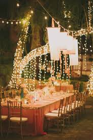 Other Diy Outdoor Wedding Lights Strung Stylish Within Other Diy