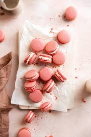 These coffee macarons are filled with a mocha and espresso frosting swirl. Foolproof Macaron Recipe Step By Step How To Make French Macarons Broma Bakery