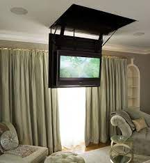 ceiling tv tv mounts wall mounted tv