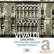 Antonio <b>Vivaldi</b>, <b>Trevor Pinnock</b>, The English Concert, Simon ...