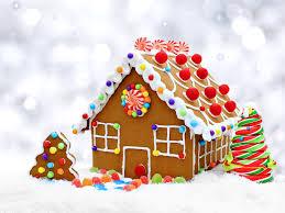 gingerbread house wallpaper. Beautiful Wallpaper 1365 X 1024 On Gingerbread House Wallpaper R