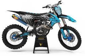 Ktm Ghost Blue Kit Ktm Ktm Dirt Bikes Kawasaki Dirt Bikes