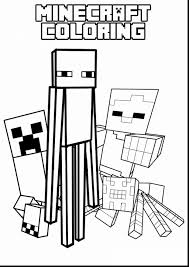 Small Picture incredible minecraft coloring pages to print with minecraft color