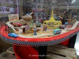 kidkraft disney cars cadillac circular range racetrack and view larger