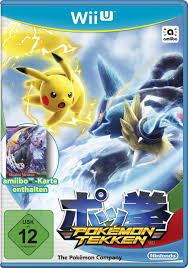 German box art for Pokken Tournament contains several changes - Game  Idealist
